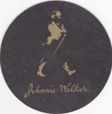 Suport de pahar / Biscuite JOHNNIE WALKER