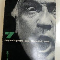 T.CARANFIL-7 CAPODOPERE ALE FILMULUI MUT - Carte Teatru