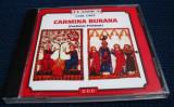 Carl Orff - Carmina Burana - Mozarteum Orchestra and Mozarteum Choir - CD