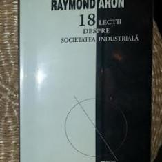 18 lectii despre societatea industriala  / Raymond Aron 2003