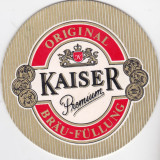 Suport de pahar / Biscuite KAISER PREMIUM