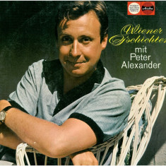 Peter Alexander - Wiener G'schichten Mit Peter Alexander (Vinyl) - Muzica Pop ariola, VINIL