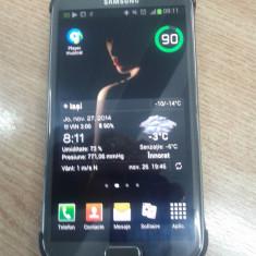 VIND telefon Samsung Note 2 - Telefon mobil Samsung Galaxy Note 2, Negru, 16GB, Neblocat