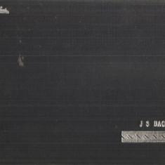 (C5416) J.S. BACH. NOTENBUCHLEIN FUR ANNA MAGDALENA BACH, partituri muzicale, TEXT IN LIMBA GERMANA, EDITION PETERS-LEIPZIG