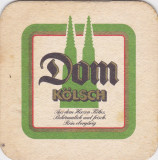 Suport de pahar / Biscuite DOM KOLSCH