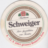 Suport de pahar / Biscuite SCHWEIGER