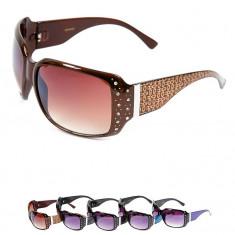 Ochelari de Soare In Stilul D&G Superbi, Femei, Protectie UV 100%, D&G