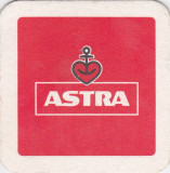 Suport de pahar / Biscuite ASTRA