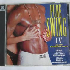 2 CD-URI ORIGINALE PURE SWING IV - Muzica Hip Hop