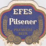 Suport de pahar / Biscuite EFES PILSENER