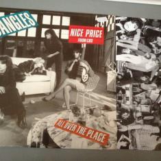 BANGLES - ALL OVER THE PLACE (1984/ CBS REC /RFG ) - DISC VINIL/PICK-UP/VINYL - Muzica Rock Columbia