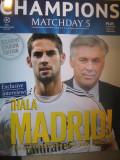 UEFA Champions League Magazine (26/27 noiembrie 2013)  / Grupa E, Steaua, Basel, Chelsea, Schalke