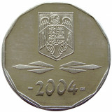 ROMANIA 5000 LEI 2004 UNC DIN FISIC