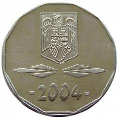 ROMANIA 5000 LEI 2004 UNC DIN FISIC - Moneda Romania