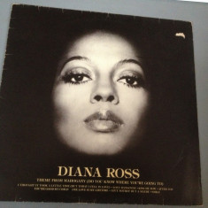 DIANA ROSS - DIANA ROSS (1976 /EMI REC) - DISC VINIL/PICK-UP/VINYL - made in RFG - Muzica Rock emi records