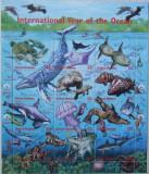 NATIUNILE UNITE NEW YORK 1998 - ANUL OCEANULUI  1 M/SH, NEOBLITERATA - E1659