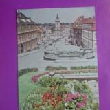 HOPCT 9544 GERMANIA GOTHA -VEDERE DIN PIATA CENTRALA [ CIRCULATA]
