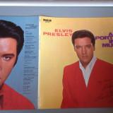 ELVIS PRESLEY - A PORTRAIT IN MUSIC (1973 /RCA  REC /RFG) -  VINIL/PICK-UP/VINYL