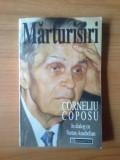K2 Marturisiri - Corneliu Coposu in dialog cu Vartan Arachelian, Alta editura