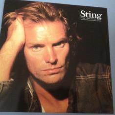 STING - NADA COMO EL SOL (1988 /A& M REC /RFG ) - DISC PICK-UP/VINYL/VINIL/POP - Muzica Rock universal records