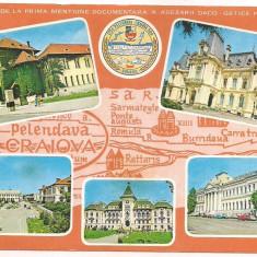 #carte postala(marca fixa)-CRAIOVA