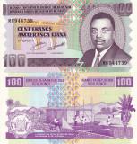 BURUNDI 100 francs 2011 UNC!!!