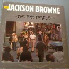 JACKSON BROWNE - THE PRETENDER (1976 /ELEKTRA REC/ENGLAND) - VINIL/PICK-UP/VINYL - Muzica Rock warner, CD