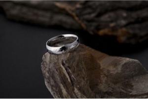 Inel Lord Of The Rings - LOTR  - Otel Inoxidabil - Culoare Argintiu