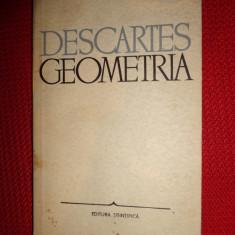 Descartes- Geometria - Filosofie