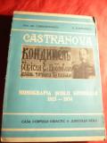 Gh.Constantinescu -Castranova -Monografia Scolii Generale 1813-1974 -Ed. 1974-Corpul Didactic Dolj