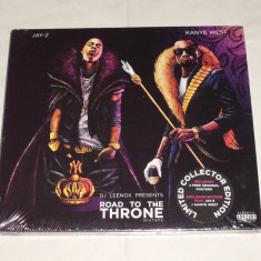 Vand cd sigilat JAY-Z&KANYE WEST-Road to the throne - Muzica Hip Hop wagram