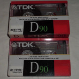 Vand casete sigilate TDK D 90Min