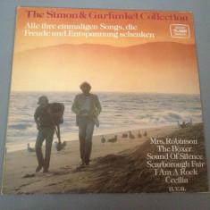 SIMON & GARFUNKEL - COLLECTION (1981 / CBS REC /HOLLAND ) - VINIL/PICK-UP/VINYL - Muzica Rock Columbia