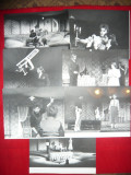 13 Fotografii mari Teatru -Menajeria de Sticla -1991 -Carmen Stanescu ,Adrian Pintea, Aimee Iacobescu