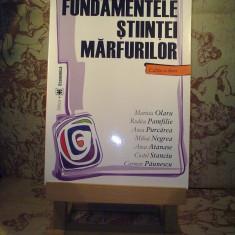 Marieta Olaru - Fundamentele stiintei marfurilor - Carte de vanzari