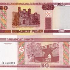 BELARUS 50 ruble 2000 UNC!!! - bancnota europa