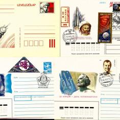 PATRU PLICURI SPECIALE COSMOS URSS