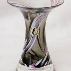 Vaza din cristal, deosebita - Vaza sticla