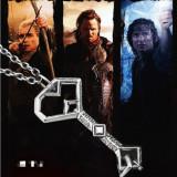 Pandantiv / Colier / Lantisor Film THE HOBBIT LOTR - Thorin Oakenshield KEY TO EREBOR -  Cheia Catre Comoara