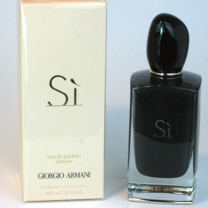 Armani Si Intense Made in France - Parfum femeie Armani, Apa de parfum, 100 ml