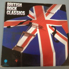 BRITISH ROCK CLASSICS-2 LP BOXSET- THE CREAM,BEATLES..(1979 /RCA REC /USA) VINIL