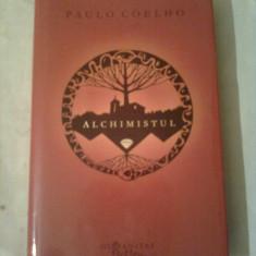 ALCHIMISTUL  ~ PAULO COELHO  - editie de lux