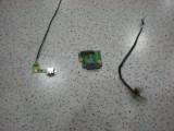 conector unitate optica , mufa DC , modul usb-uri laptop HP PAVILION DV9000
