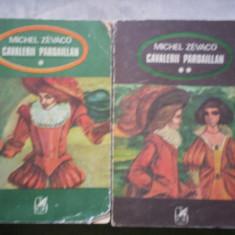 MICHEL ZEVACO - CAVALERII PARDAILLAN Vol.1.2. C10
