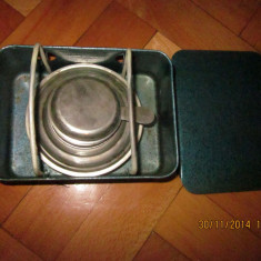 Spirtiera plianta cu caseta
