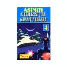 Isaac Asimov - Curentii spatiului (1994)