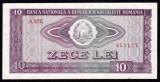 A. Romania, 10 lei 1966, XF++