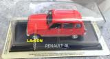 Macheta Renault 4L 1970 -  DeAgostini Masini de Legenda, 1:43