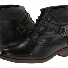 Boots femei 89 Steve Madden Stinnger | 100% originali | Livrare cca 10 zile lucratoare | Aducem pe comanda orice produs din SUA - Gheata dama Steve Madden, Negru