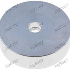 Magnet fix, neodim, 25x7mm, fixare cu surub, Elesa+Ganter - 050571